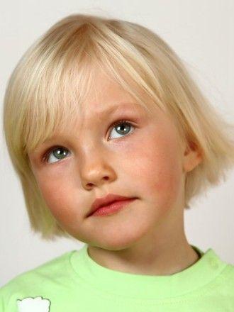 Short girl Children's Hair Styles