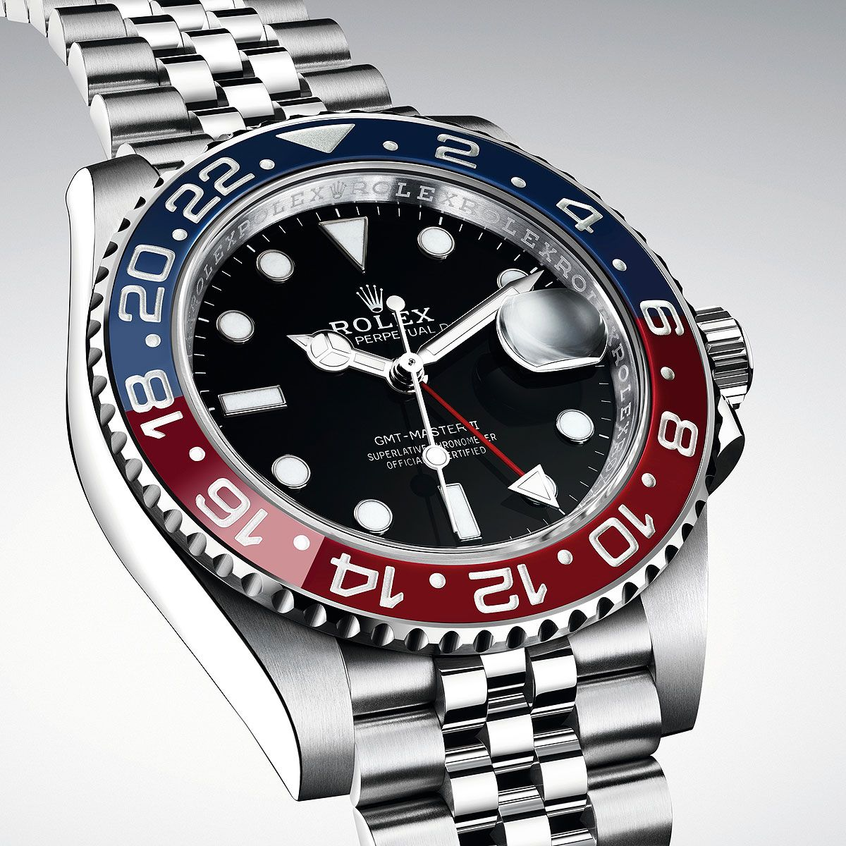 506da9abc Rolex GMT-Master II in Oystersteel  For the New Pepsi Generation ...