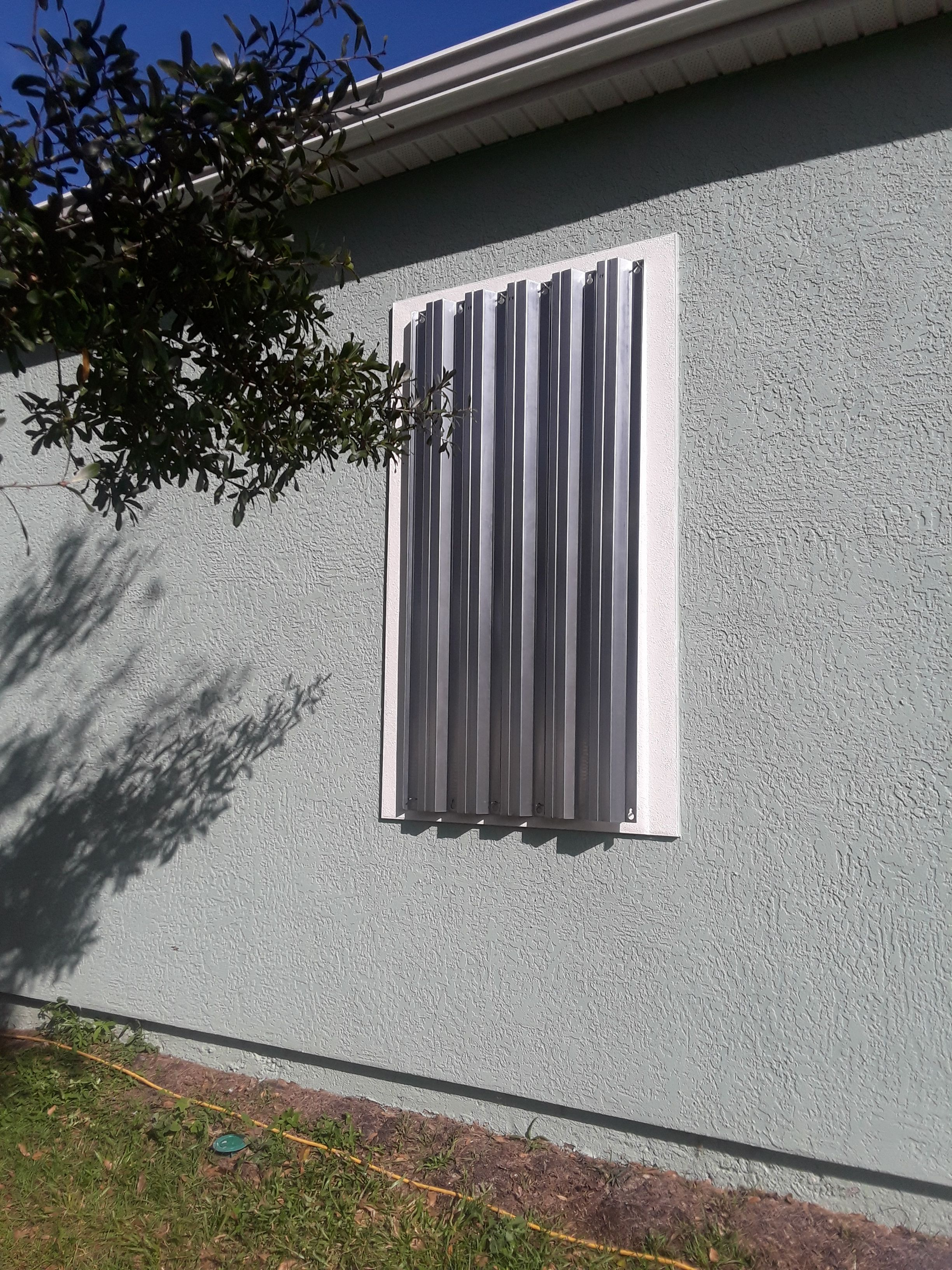 Free Estimate Hurricane Shutters