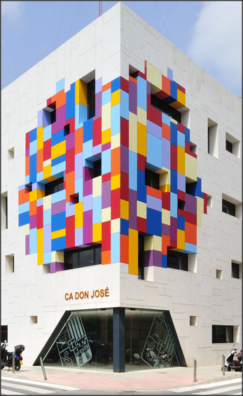 Painéis 80% reclados http://www.mentha.net.br/projetos