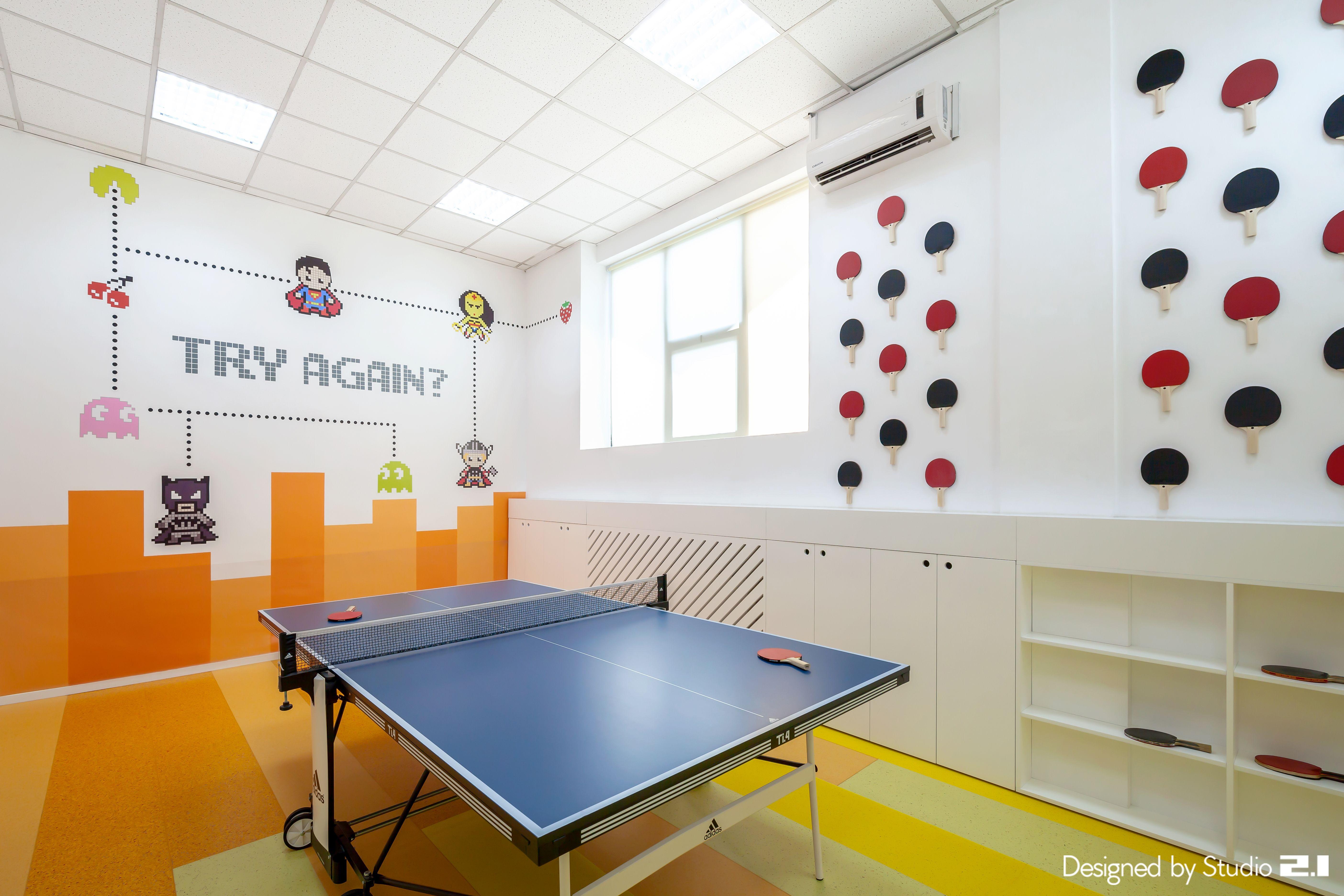 It Office Design Studio 2 1 Game Room It Office Design Studio