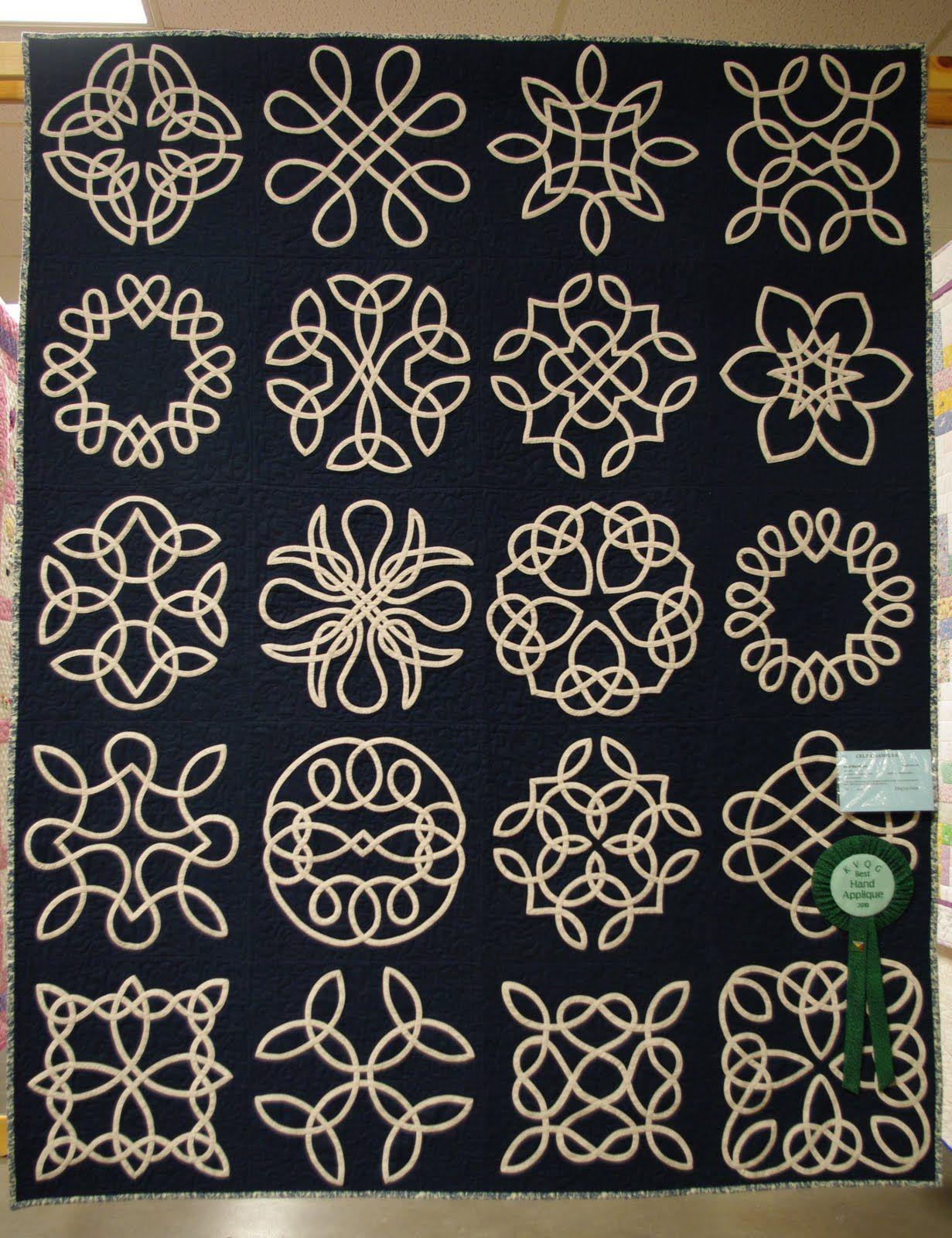 Stitch Lines: Ribbons, ribbons.... Celtic inspirations   sashiko ...