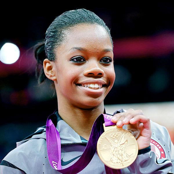 Gabrielle Douglas is amazing!! She's humble and a role model for young people globally!!