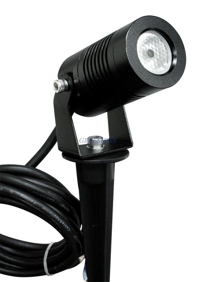Ip65 Waterproof 220v Led Garden Spot Light 3w Outdoor 110v Landscape Lighting Inground