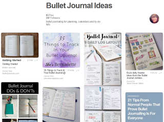 DearMYRTLE's Genealogy Blog: Setting Up My Bullet Journal - Part 2 Why Analog in a Digital World?