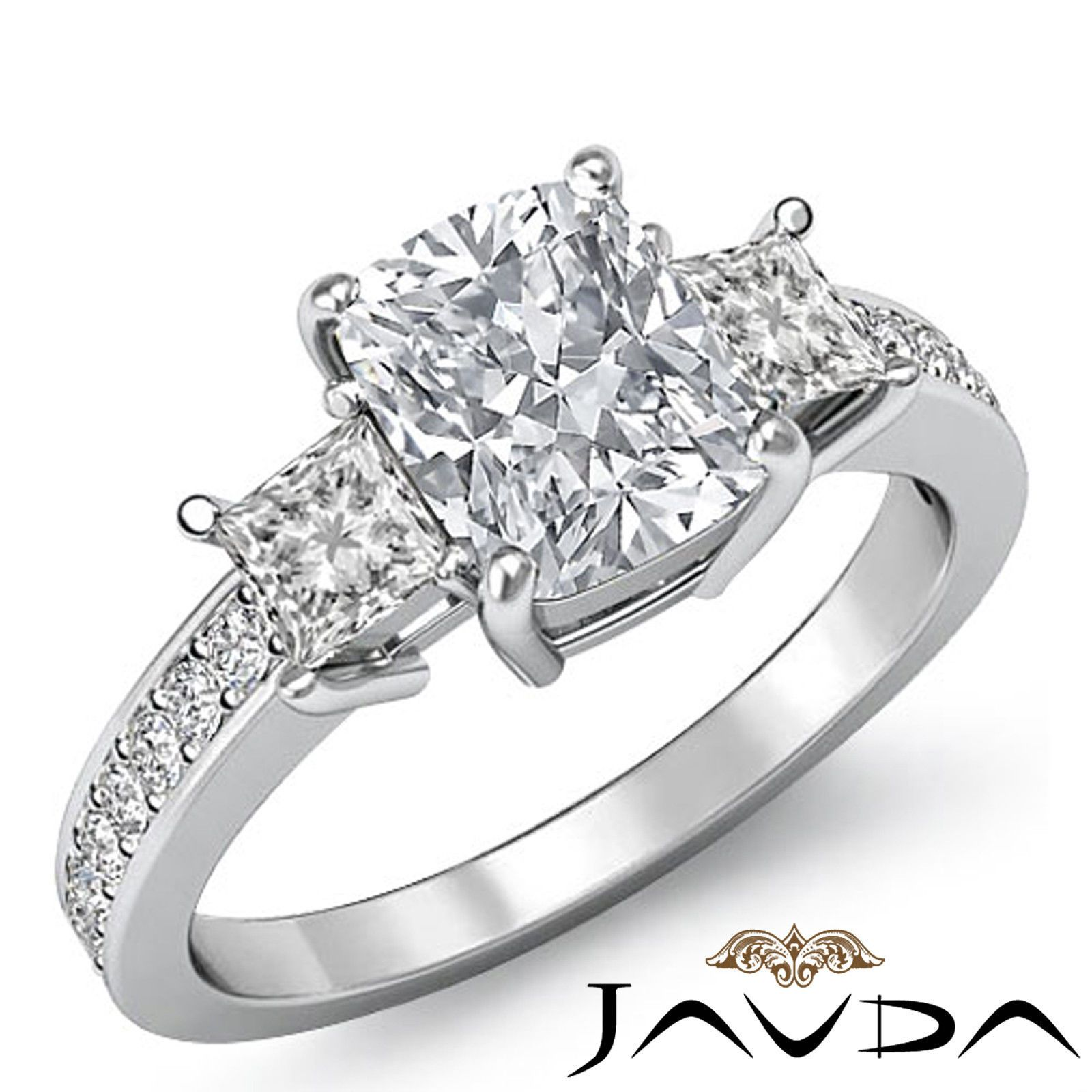Pin On Cushion Shape Diamond Engagement Rings