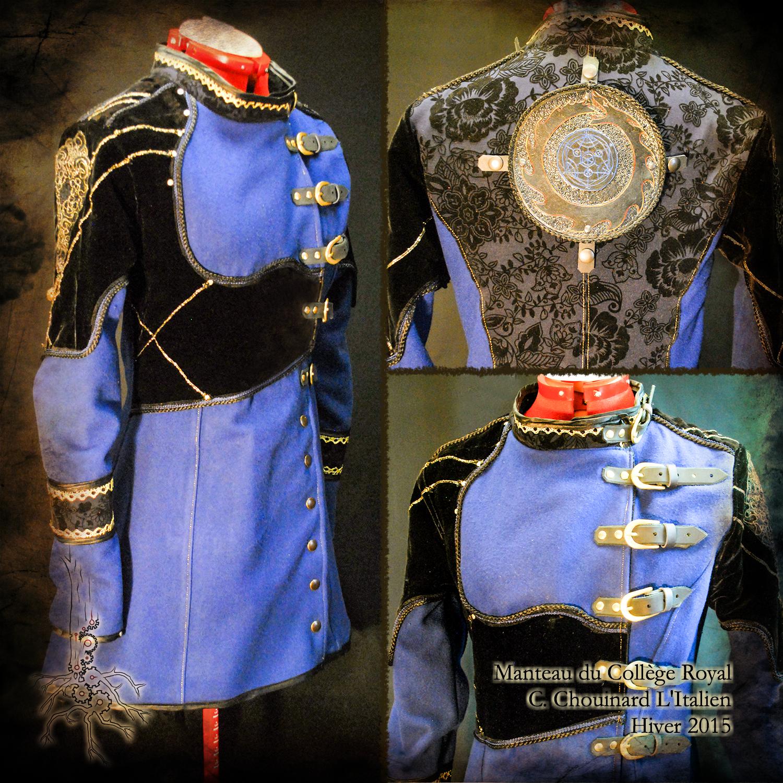 Coat the Royal College - Arbre Mécanique