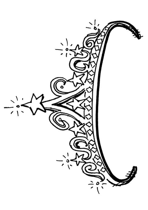 Top 30 Crowns Coloring Pages For Your Little Ones Coloring Pages