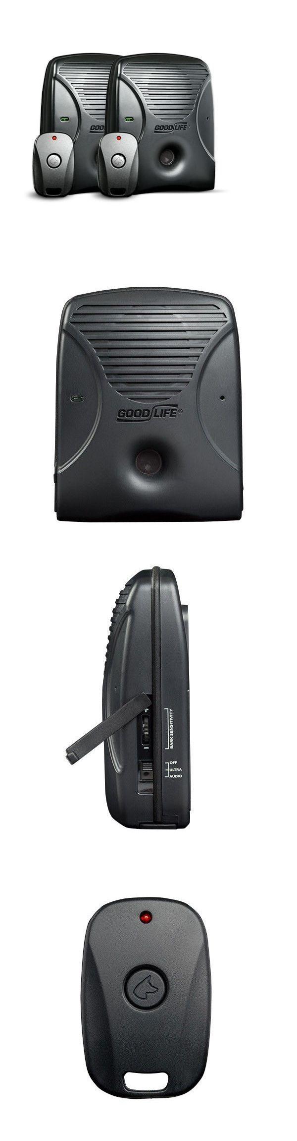 Ultrasonic Bark Control Device Stops Dog Barking Dog Silencer™ MultiPack