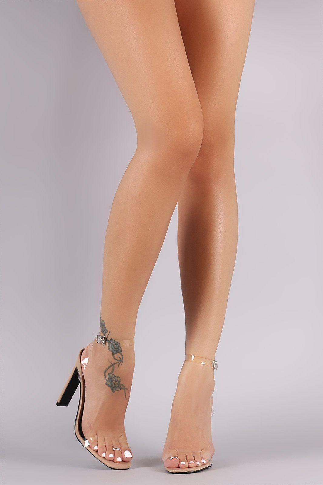 Pin de Geny Fernandes em sapatos & sandalias | Lindas pernas
