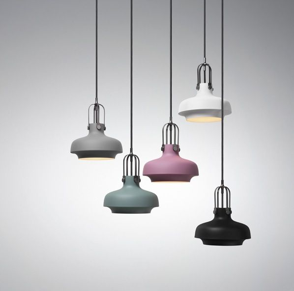 Imm Cologne New Lighting From And Tradition And Space Copenhagen Hanglamp Industriele Hanglampen Lampen