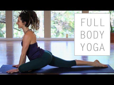 30 minute full body flexibility — gentle beginner yoga