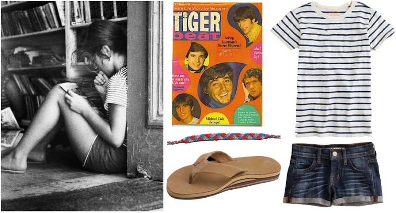Tomboy Style: UNIFORM | Summer Reading