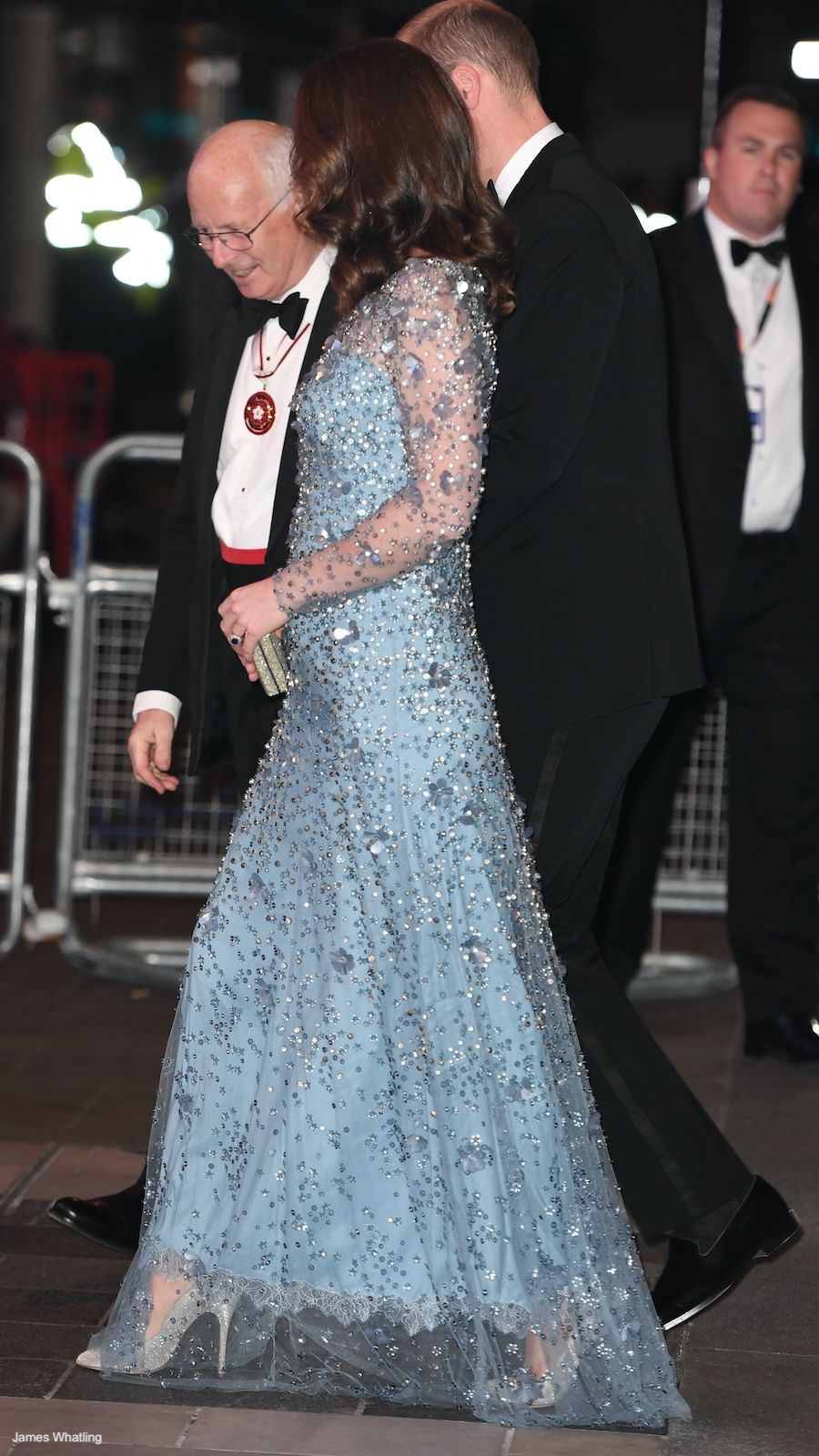 Kate Middleton at the Royal Variety Performance 2017 | Windsor F.C. ...
