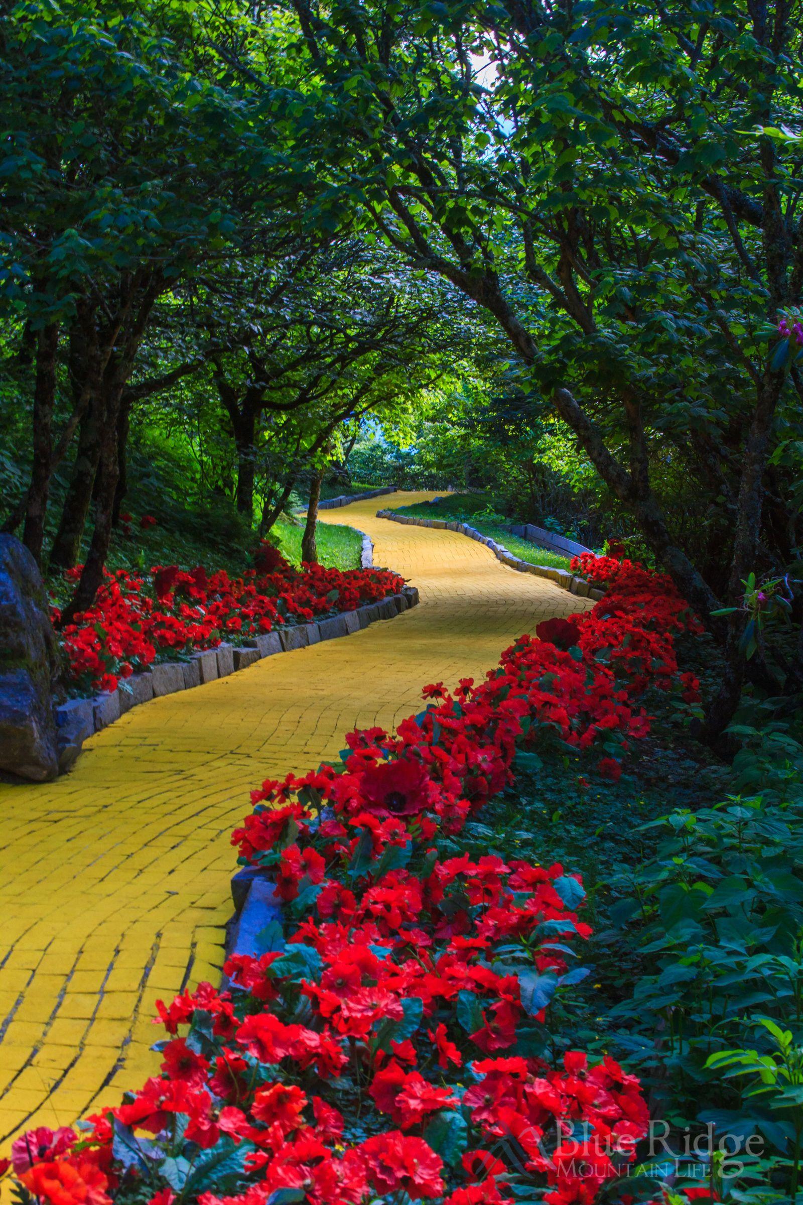 Land Of Oz Theme Park Beech Mountain Nc In