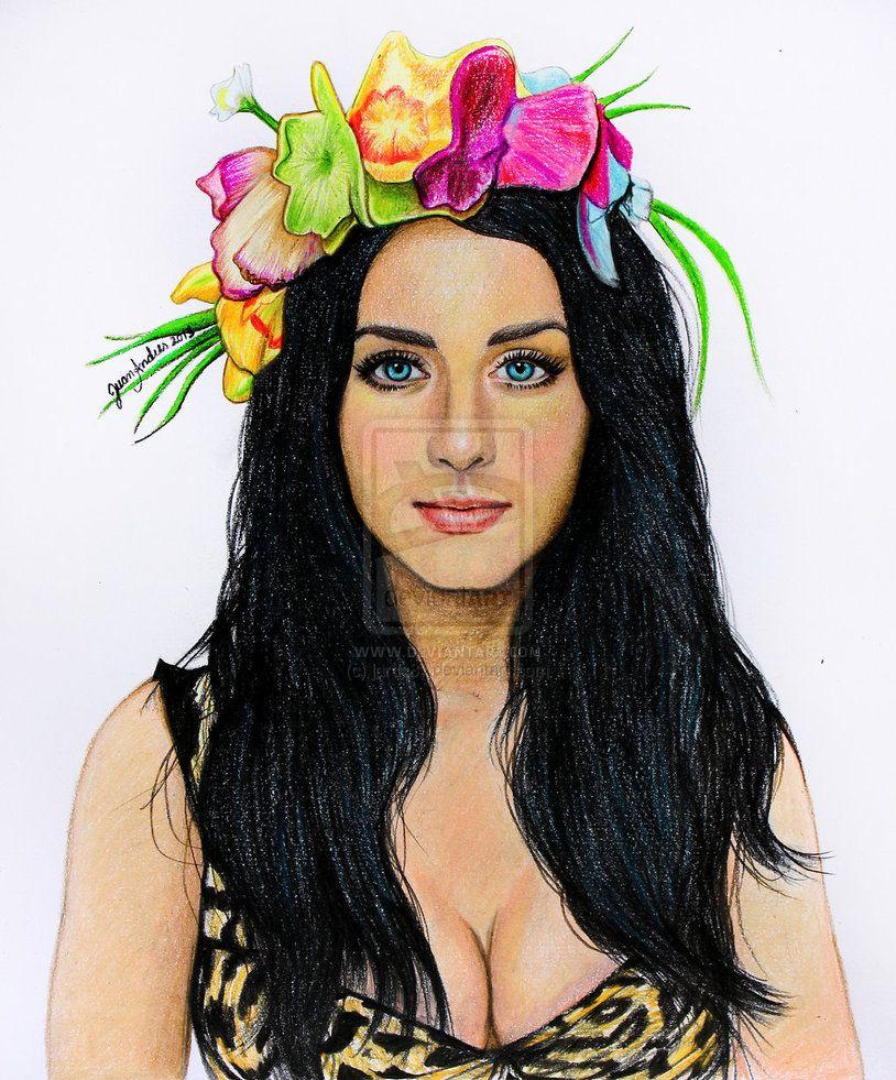 Katy Perry by jardc87 on deviantART | Arte | Pinterest | Arte