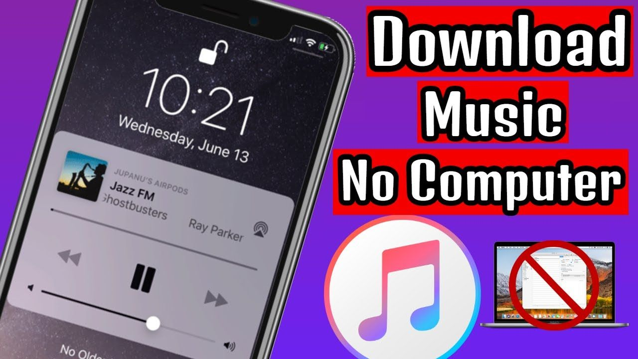 How To Download Music on iPhone Play Music Offline on