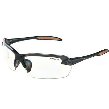 014352cd13 Carhartt Glasses  Men s CHB310D Clear Lens UV Spokane ANSI Safety Glasses