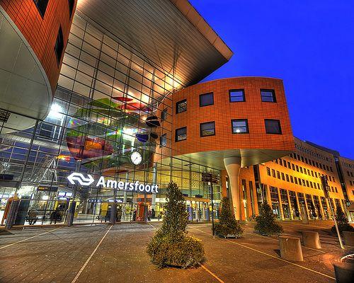 Amersfoort central station