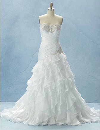 Disney Fairytale Weddings by Alfred Angelo. this is the dress i wan ...