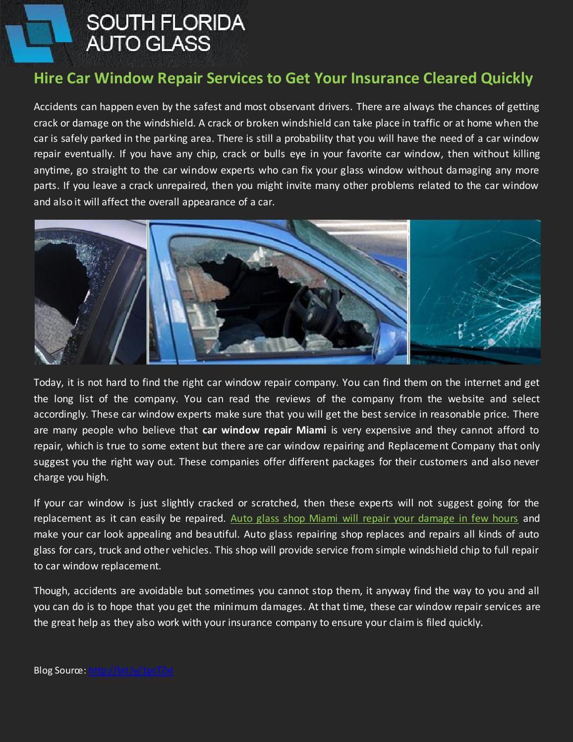 Hire Car Window Repair Services Window Repair Car Window Repair