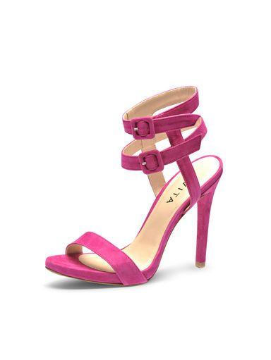 Wer kann diesen pinken #High Heels schon widerstehen? #Schuhe #Pink
