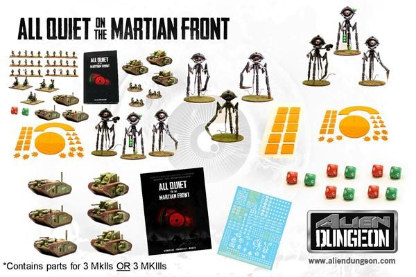 all quiet of the martian front - Google Search