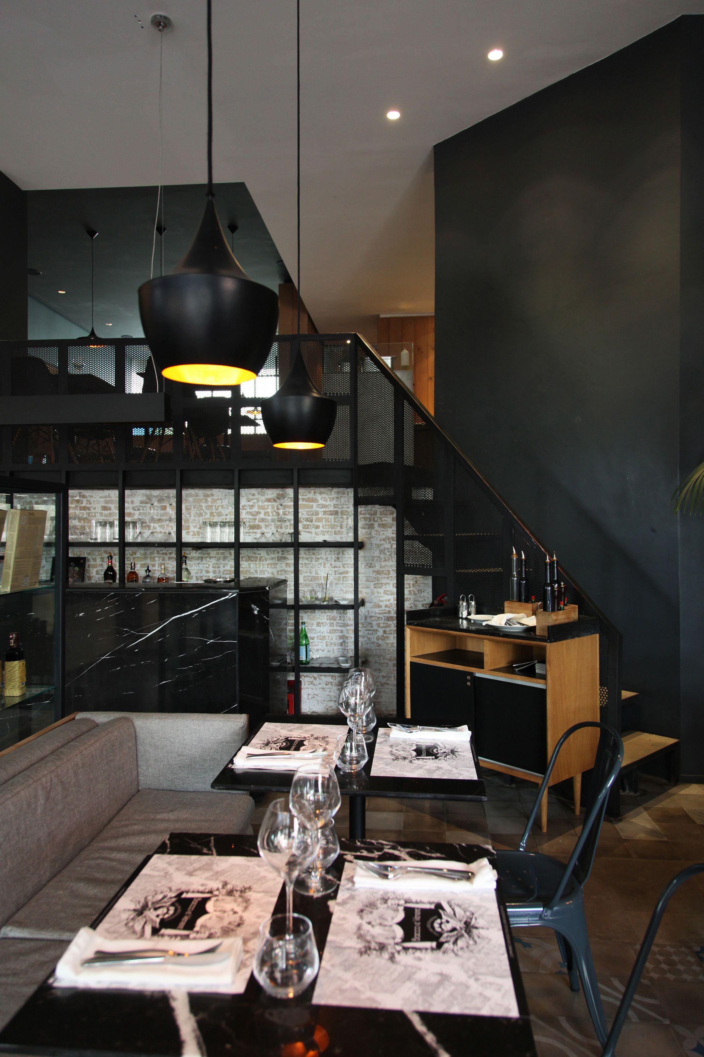 Restaurant Baccoevenere Casablanca Maroc Concept By Dumdum Design Restaurant Bacco E Venere Saveur