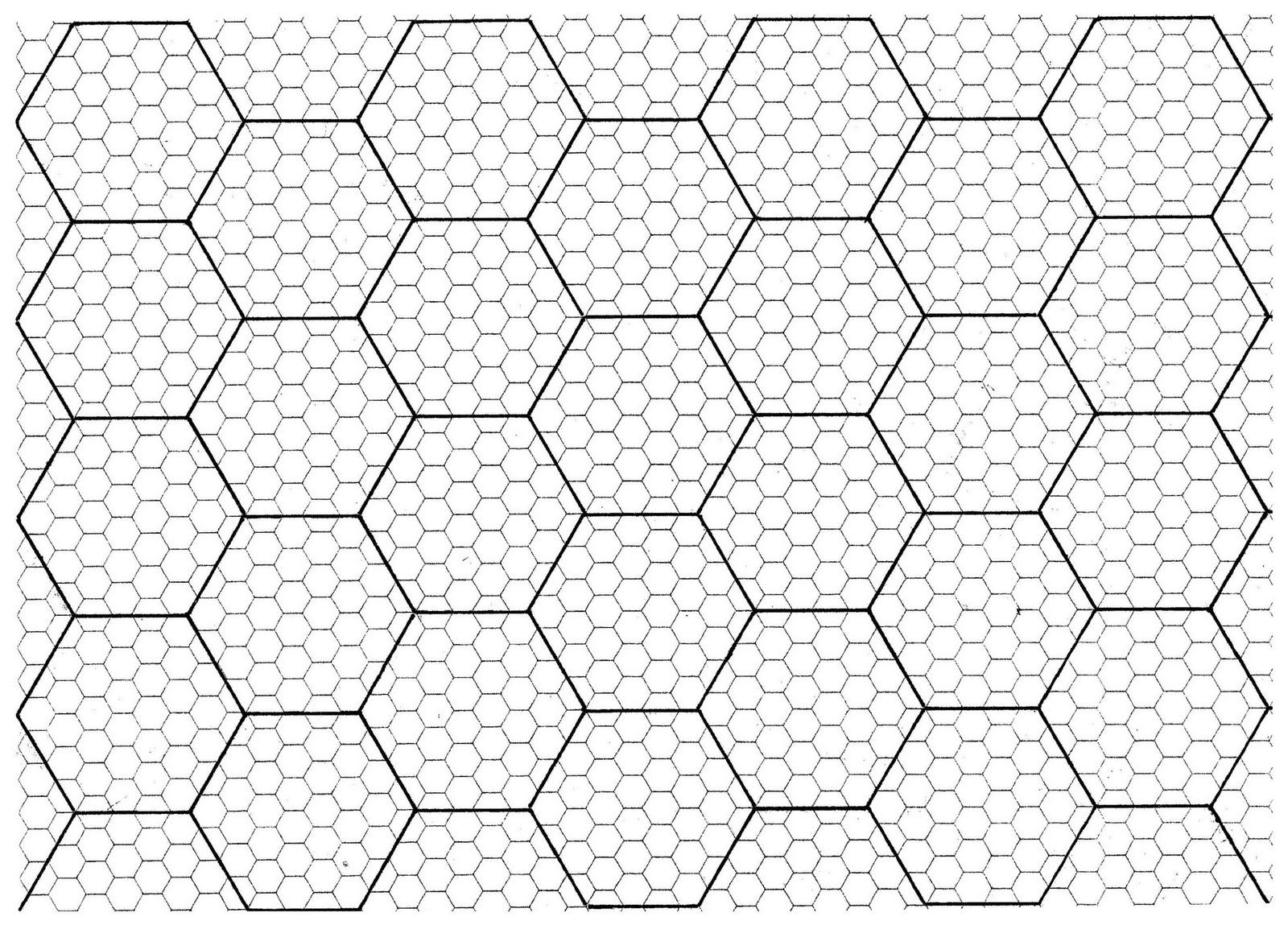 hex paper generator Google Search DD References – Hexagon Graph Paper