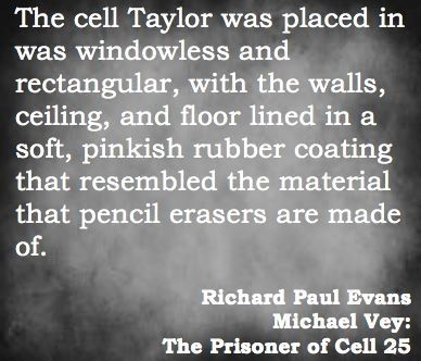 michael vey prisoner of cell 27 Michael vey: the prisoner of cell  the salt lake tribune announced that michael vey made number seven on the deseret book for the week of aug 22 through aug 27.
