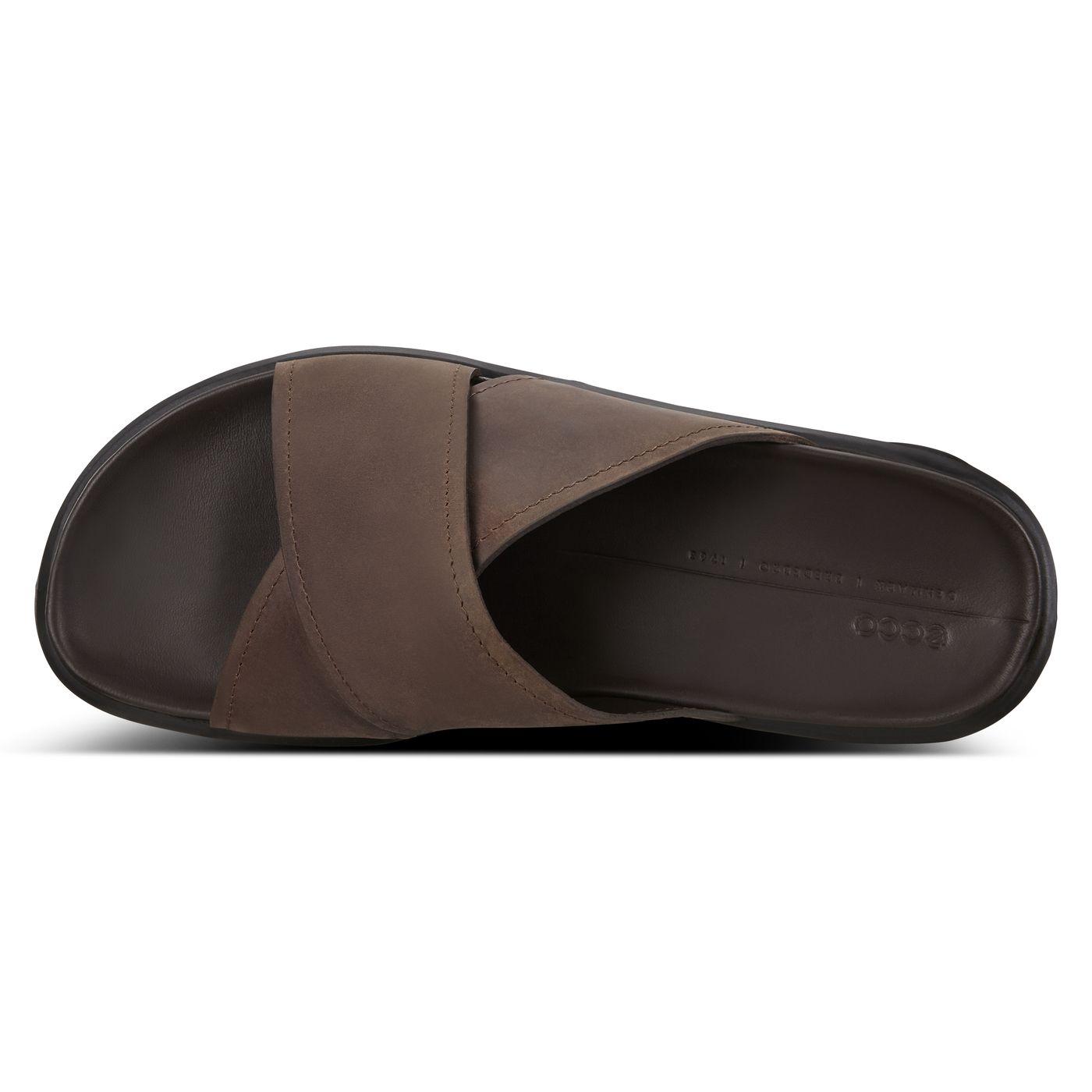 Ecco Flowt Lx Slide Men S Casual Sandals Ecco Shoes In 2020 Mens Sandals Casual Ecco Shoes Casual Sandals