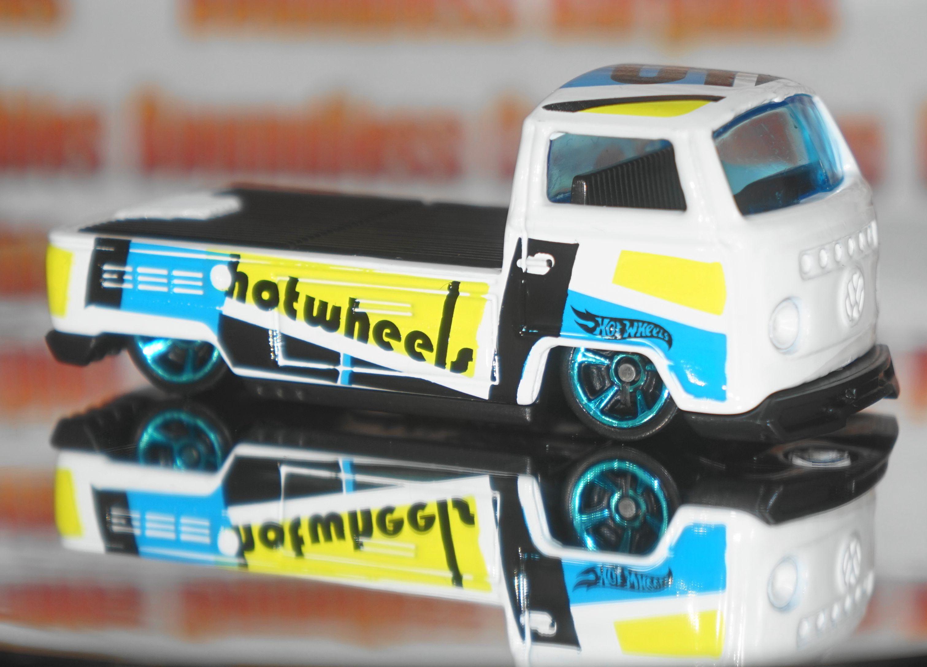 Hot Wheels Neue OVP Modellauto Volkswagen T2 Pickup