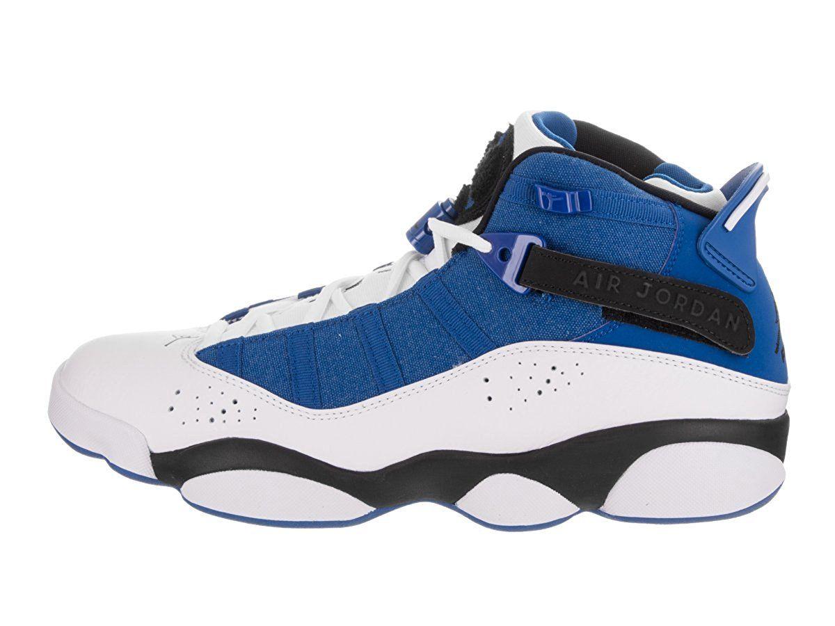 Amazon.com | Jordan Nike Men's 6 Rings Basketball Shoe | Basketball #jordan  #