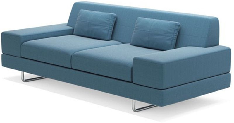 Truemodern Hamlin 86 Sofa Retro Sofa Modern Sofa Sofa