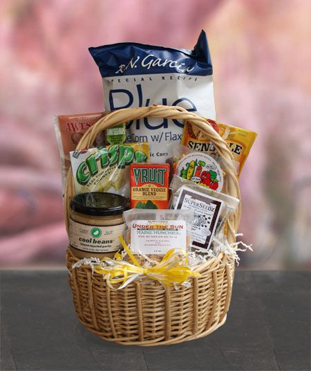 A Fertility Gift Idea Fertility Boosting Gift Basket