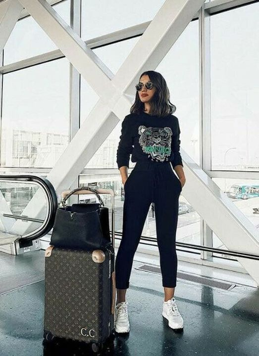 •Tipos de Outfit• - Outfit 16 (viajes)
