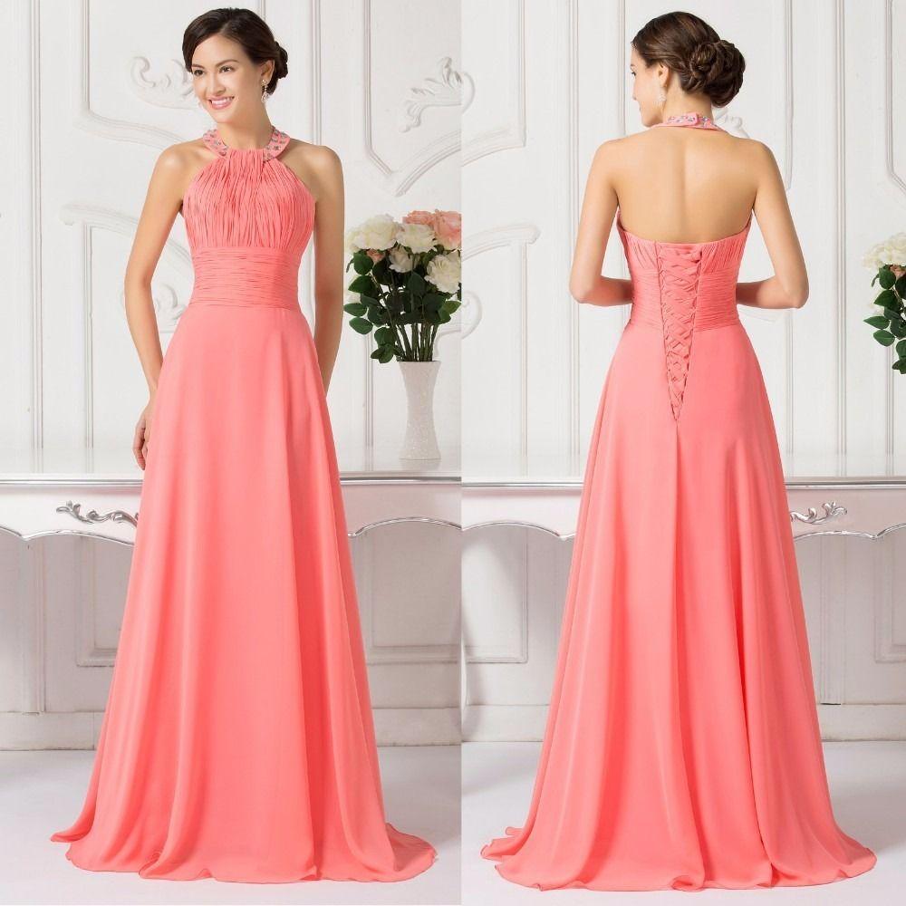 Vestidos-coral-para-graduación-4-1.jpg (1000×1000) | Dress ...
