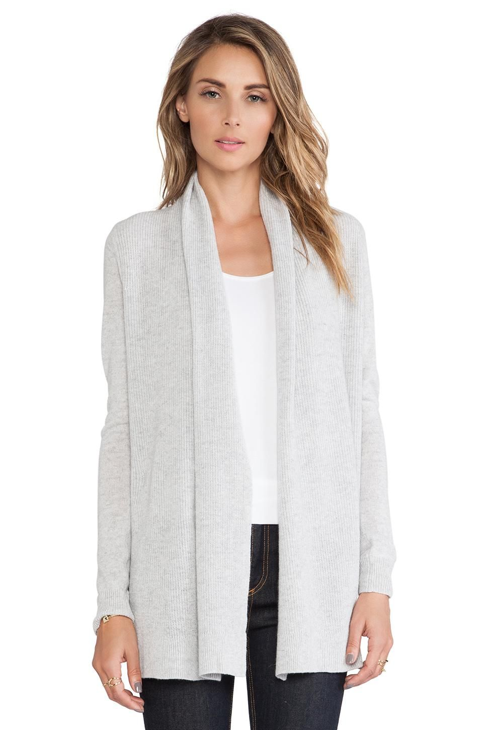 Theory Joyanne Cashmere Cardigan for Women | Style | Pinterest ...