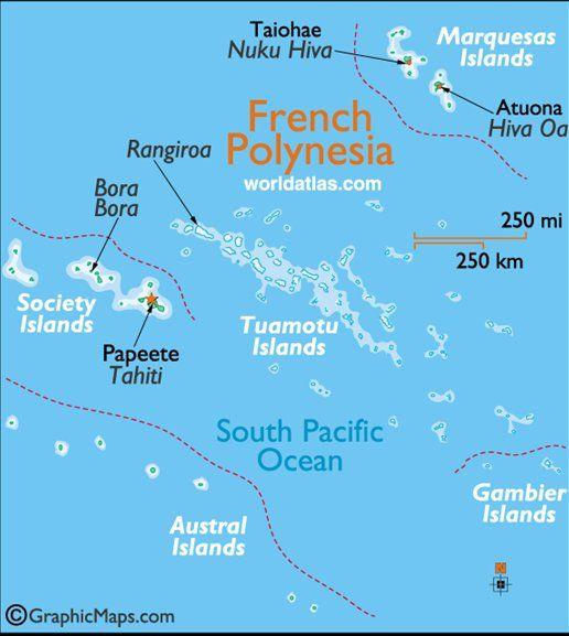 map of bora bora location Bora Bora Island Map And Location French Polynesia French map of bora bora location