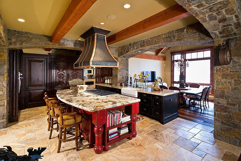 Rustic Kitchen - Found on Zillow Digs. What do you think?