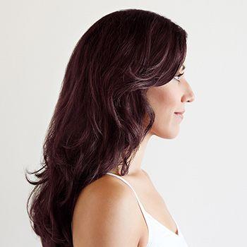 Trieste Red Deep Reddish Mahogany Brown Hair Color Hair Color Quiz Madison Reed Hair Color Warm Brown Hair Color