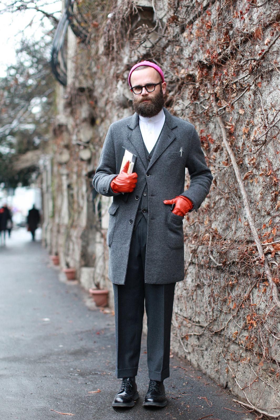 7dec7d5612ce8 Men s Fashion - Fashion Week Street Style