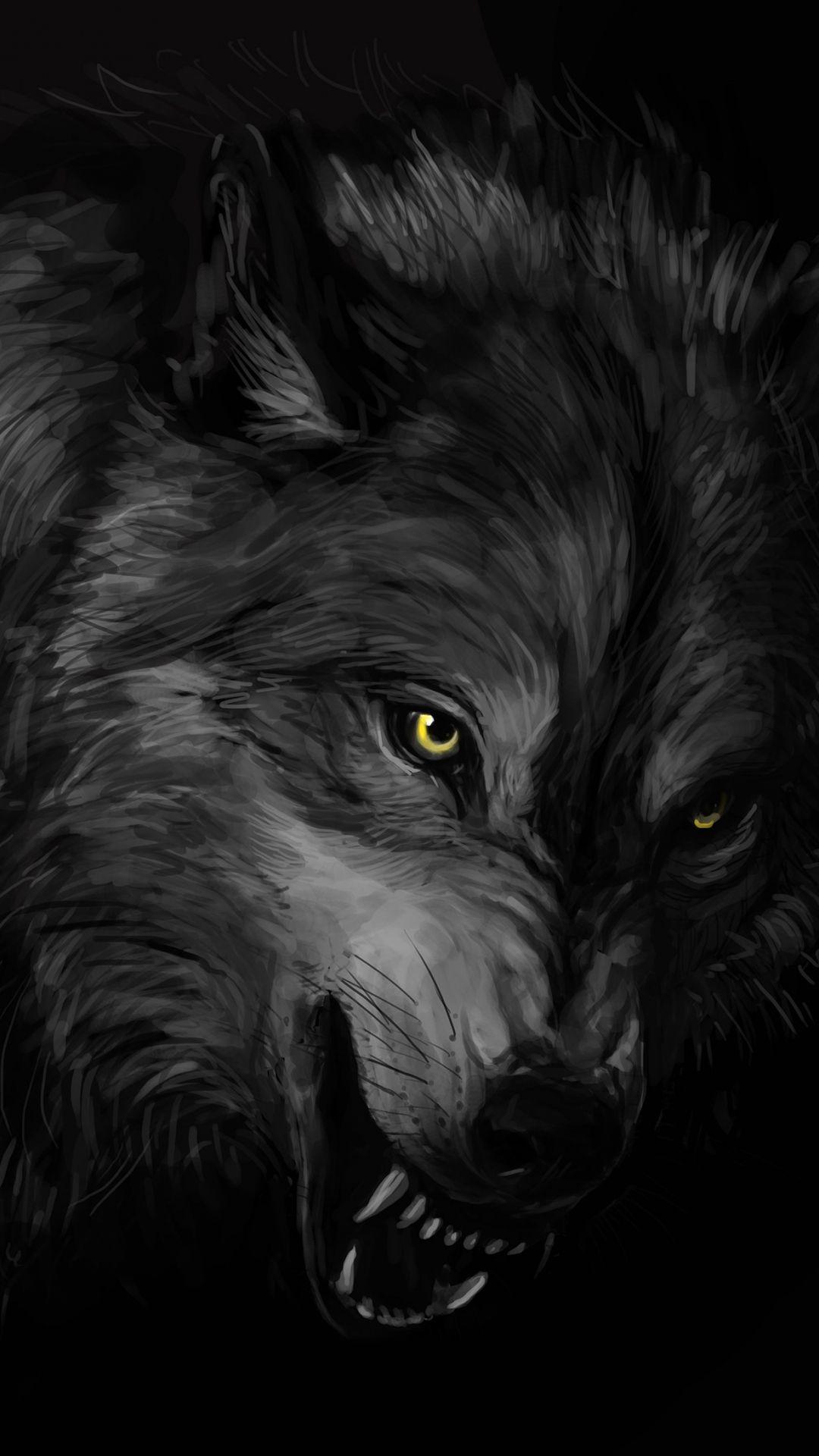Spirit Wolf Iphone Background Spirit Wolf Iphone