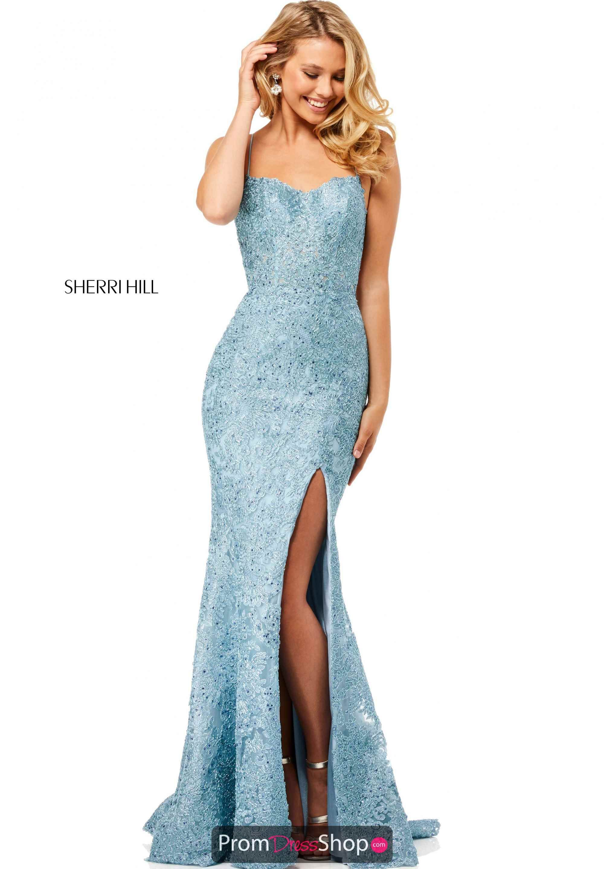 b43eab2202d Sherri Hill Dress 52647 in 2019