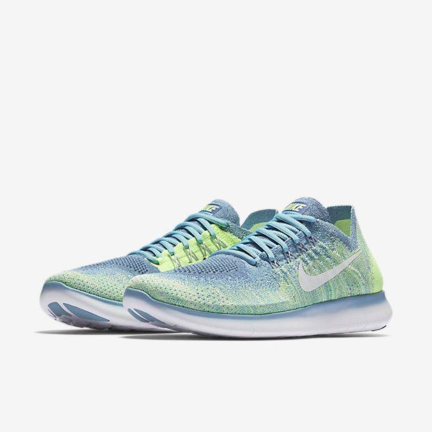 9b1f83c1cb1ad Nike Free RN Flyknit 2017 Women s Running Shoe Woman Running