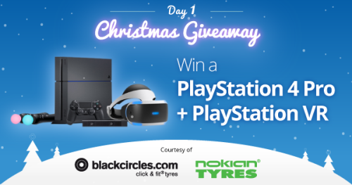 DAY 1 PlayStation 4 Pro PlayStation VR Bundle with