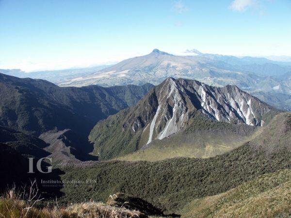 Atacazo Ninahuilca Instituto Geofisico Epn En 2020 Ecuador Lugares Maravillosos Volcanes