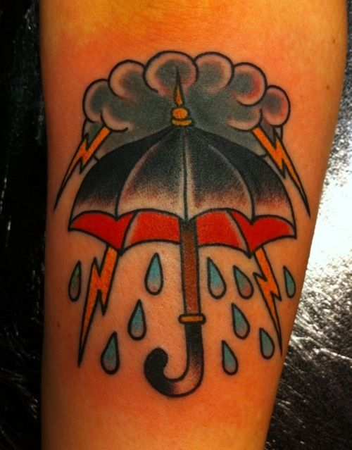 resultado de imagen de umbrella tattoo tattoos pinterest rh pinterest com traditional umbrella tattoo meaning traditional umbrella tattoo meaning
