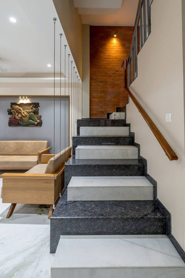 Best Designer Staircase In India Gharpedia Staircase 400 x 300