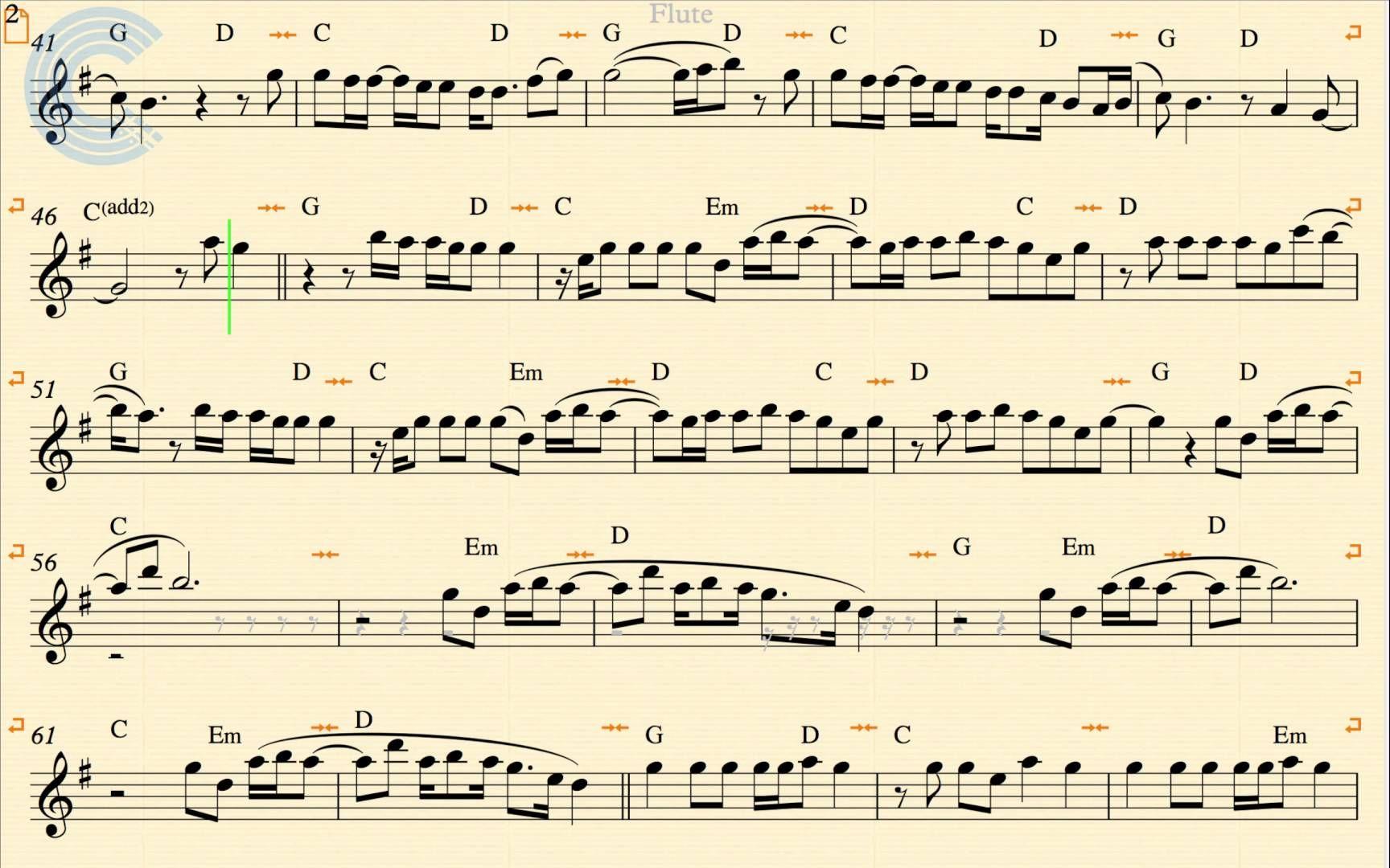 Flute 22 Taylor Swift Sheet Music Chords Vocals Flute